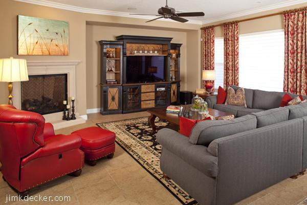 Living Room Sherwin Williams Latte