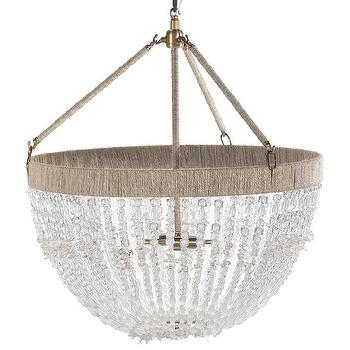 Lighting - Ro Sham Beaux Simone Chandelier - ro sham, beaux, simone, chandelier