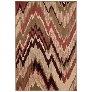 Rugs - Riley Sienna Indoor/Outdoor Rug - riley, sienna, rug