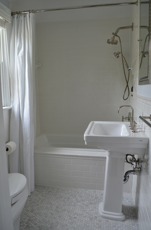 Drop In Tub Ideas Traditional Bathroom One Story