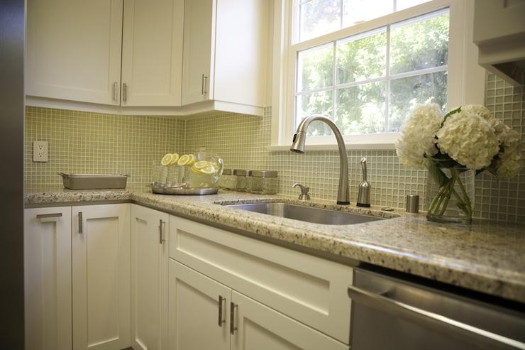 Granite Countertops  Contemporary  kitchen  A S D Interiors