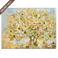 Art/Wall Decor - Embrace Wall Art at Kirkland's - canvas, art, tree, pastels,