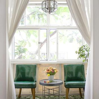 Sunroom Design, Vintage, bedroom, Emily Henderson
