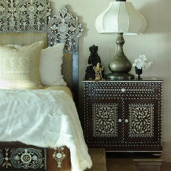 Martyn Lawrence Bullard Design - bedrooms - moroccan bedroom, moroccan