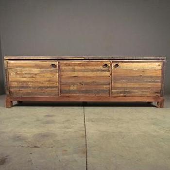 reclaimed sideboard, Redinfred