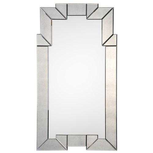 Brighton Mirror - Zinc Door