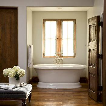 Bath Nook, Mediterranean, bathroom, Palm Design Group