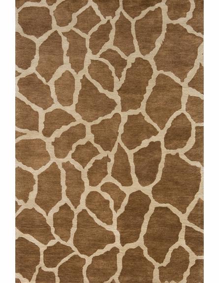 Serengeti Giraffe Print Rug Rosenberry Rooms