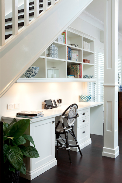Open Study Room: Den/library/office