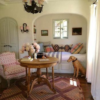 Eclectic, bedroom, Kristen Buckingham Interior Design
