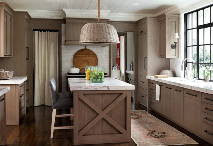 Light brown kitchen cabinets cottage kitchen hammersmith atlanta