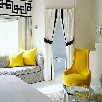 Hollywood Regency Decor,  Hollywood Regency, bedroom, Kelly Wearstler