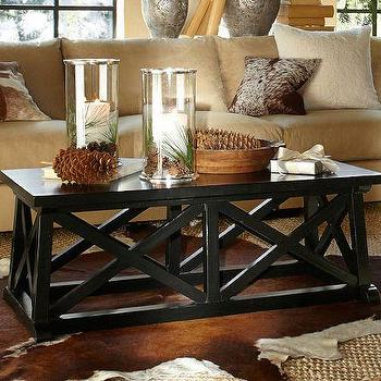 Kelty Coffee Table, Pottery Barn