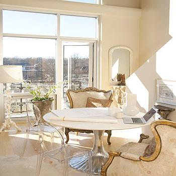 Mismatched Dining Chairs Design Decor Photos Pictures