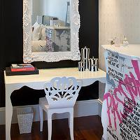 Lucite Chair - Modern - girl's room - Lucy and Company