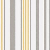 Fabrics - Hugo Outdoor Pewter - Fabric - Calico Corners - grey, yellow, gray, striped, fabric, white, pewter