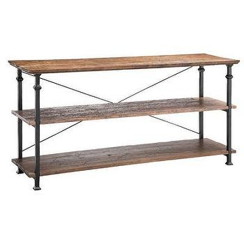 Storage Furniture - Iron Console - Console