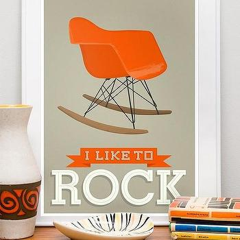 Eames poster, by handz -Etsy