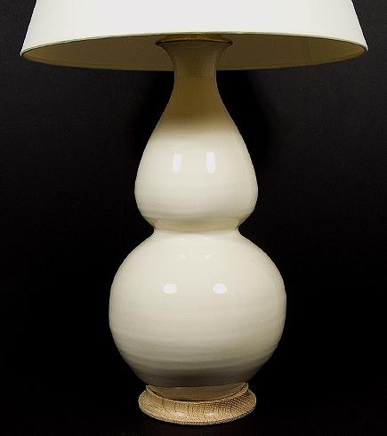 Medium Double Gourd Lamp Sue Fisher King