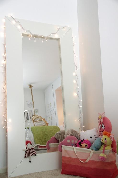 Mongstad Mirror Contemporary Girl S Room La La Lovely