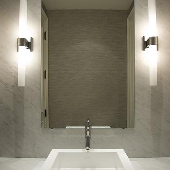 Modern Vessel Sink, Modern, bathroom, Scott Lyon & Company