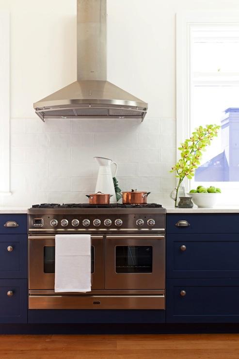 blue kitchens, cobalt blue kitchen cabinets, base kitchen cabinets
