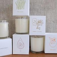 Decor/Accessories - one sydney road - the basics candles - scented, candles, glass, natural, essential, oils, organic, soy