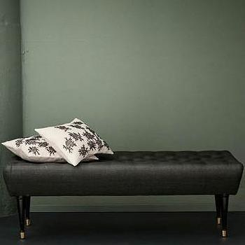Tufted Bench Vielle And Frances