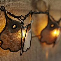Miscellaneous - Burlap Owl String Lights | Pottery Barn - owl, lights, halloween,
