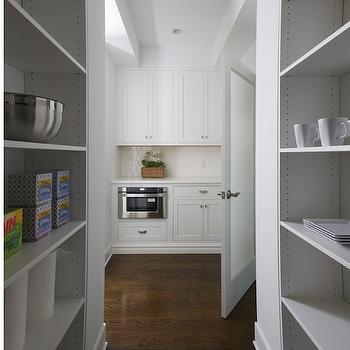 Walk In Pantry Design, Traditional, kitchen, Lynn Morgan Design