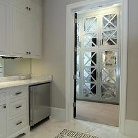 white-wet-bar-cabinets - Design, decor, photos, pictures, ideas ...