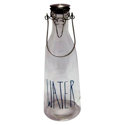 Decor/Accessories - Threshold Glass Water Bottle I Target - vintage, glass, water, bottle,