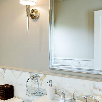 Mocha brown walls design decor photos pictures ideas for Mocha bathroom ideas