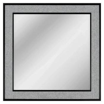 Threshold Tweed Mirror I Target