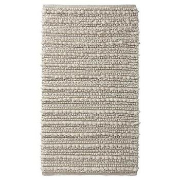 Decor/Accessories - Threshold Chunky Bath Rug I Target - chunky, had, woven, bath, rug, mat, neutral beige