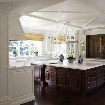 Oversized Kitchen Island, Traditional, kitchen, Pacific Peninsula Group