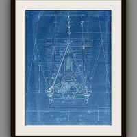 Art/Wall Decor - Vintage blueprint archival reproductions by 13WestDesign - Etsy - vintage, blueprints, reproductions, architecture, print, art,