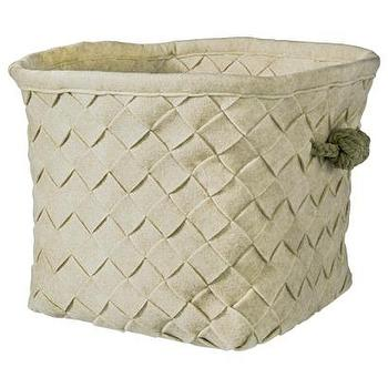 Decor/Accessories - Thresholdâ�??¢ Storage Cube with Rope Handle - Maver... : Target - threshold, storage cube, rope handles
