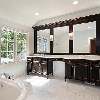 Double Vanity Ideas, Traditional, bathroom, Oxford Development