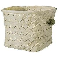 Decor/Accessories - Threshold?? Storage Cube with Rope Handle - Maver... : Target - threshold, storage cube, rope handles
