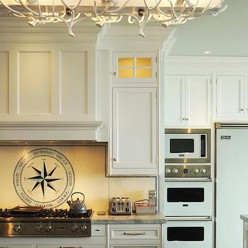 White Kitchen Cabinets, Transitional, kitchen, Bakes and Company