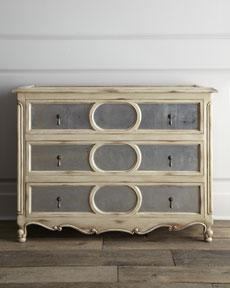 """""""Looking Glass"""" Chest, Horchow"""