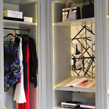Catherine Kwong Design - closets - pin board, closet pin boards, walk-in closet, built-ins, closet built-ins, built-in cabinets, closet built-in cabinets, shoe shelves, built-in shoe shelves, closet shoe shelves, built-in closet shoe shelves, closet built-in shoe shelves, closet cabinets, walk-in closet cabinets, walk-in closet shoe shelves, walk-in closet built-ins, walk-in closet built-in cabinets, closet storage, gray closet built-in cabinets, gray shoe shelves, gray closet shoe shelves, gray closet cabinets, gray closet, walk in closet shelves,