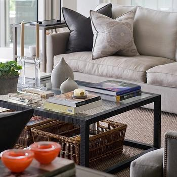 Styled Coffee Table, Transitional, living room, Marco Meneguzzi