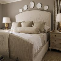 2012 Ultimate Beach House - Interior Design by Erika Powell. Gorgeous bedroom with ...