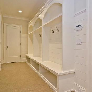 Traditional Mudroom Design, Traditional, laundry room, Jillian Klaff Homes