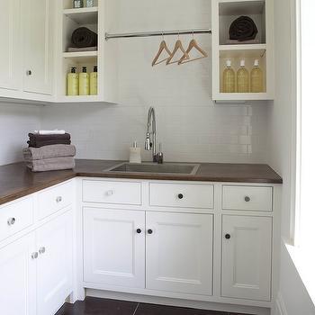 Amazing Laundry Rooms, Contemporary, laundry room, Milton Development