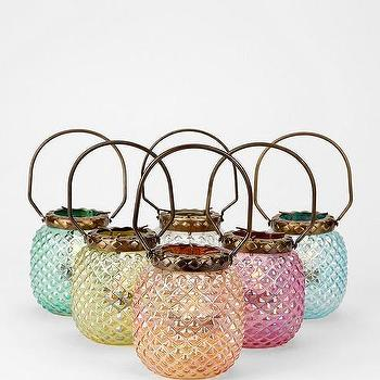 Decor/Accessories - Hobnail Votive Candle Holder - Urban Outfitters - hobnail, votive, candleholder, glass, pastel,