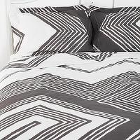 Bedding - Magical Thinking Geo Empire Sham - Set Of 2 - Urban Outfitters - magical thinking bedding, magical thinking sham