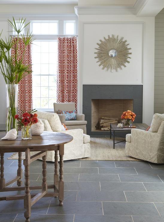 Slate Floor Tiles Living Room Images